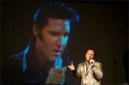 "<h5>Steven Pitman ""Elvis""</h5>"